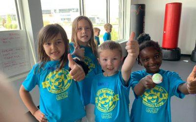 Kids LOVE the AMYS Summer Camp | Orem and Draper, Utah