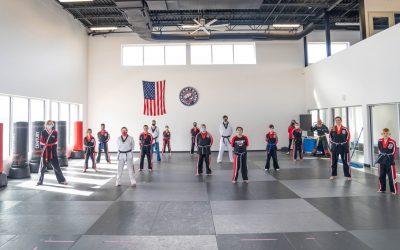 Leadership Day at AMYS Martial Arts